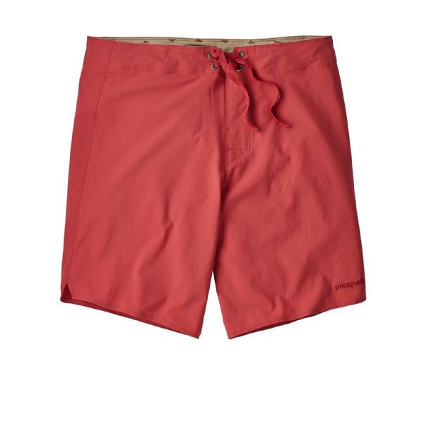 "Patagonia Men's Light & Variable® Boardshorts - 18"" Static Red"